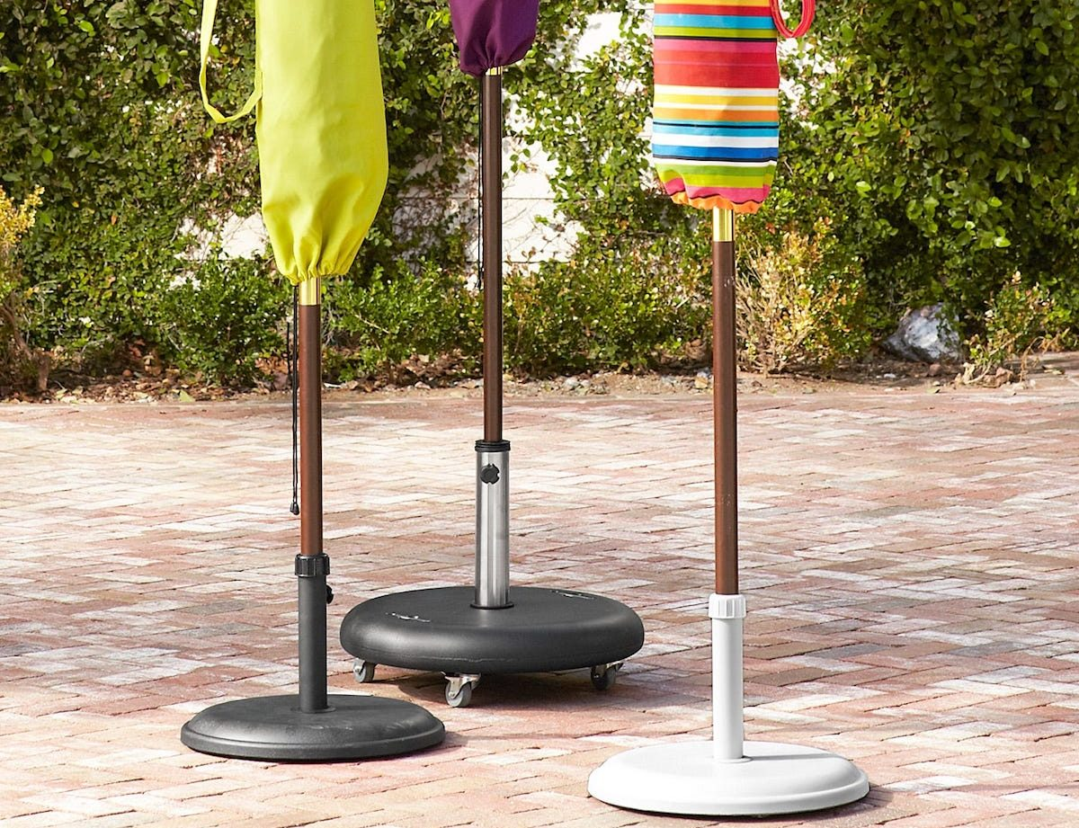 pier 1 umbrella stand only 33 72