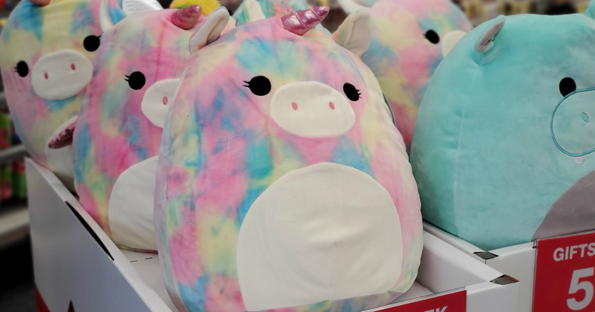squishmallow big 16 plush toys only 9
