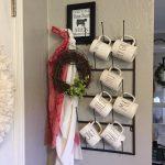 The Best Wall Mounted Coffee Mug Hanging Racks From Amazon