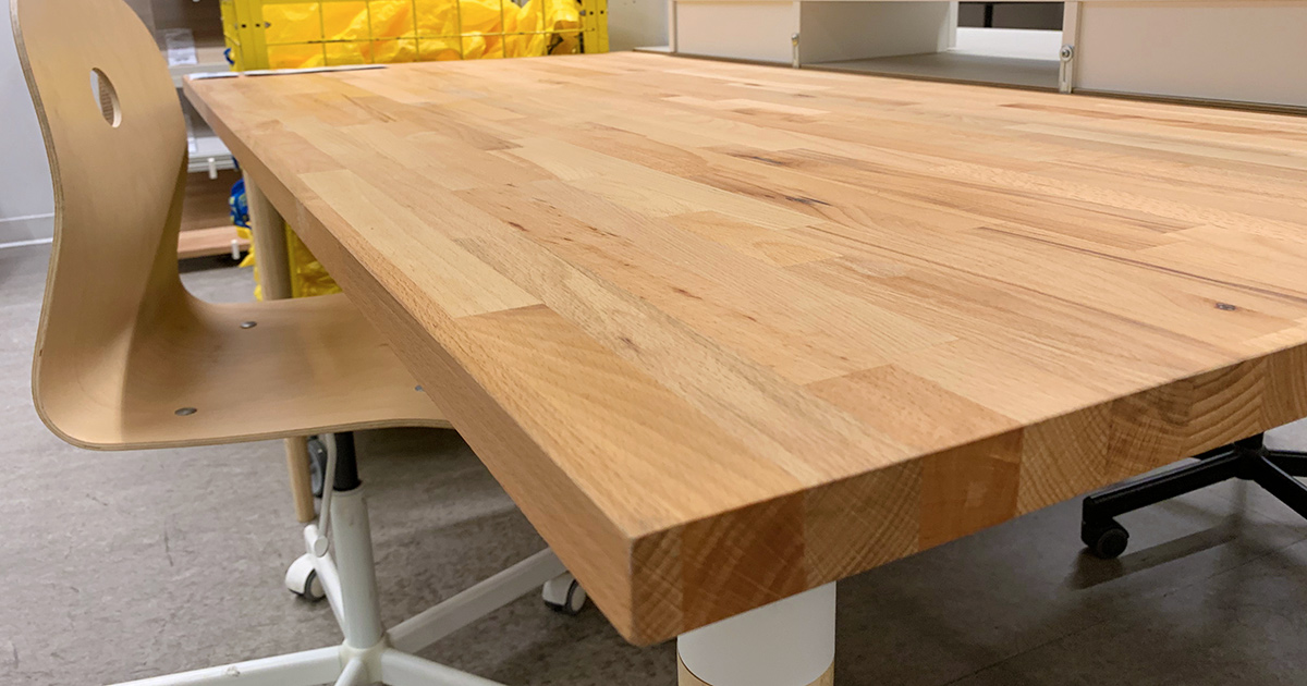Best Ikea Table Tops To Buy Starting Under 10 Hip2save