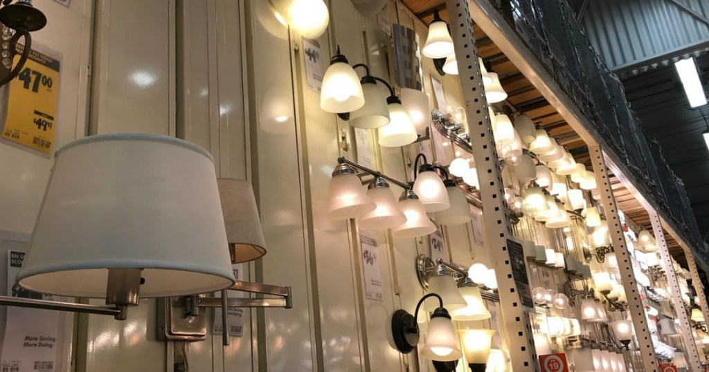 go up to 90 off decorative lighting