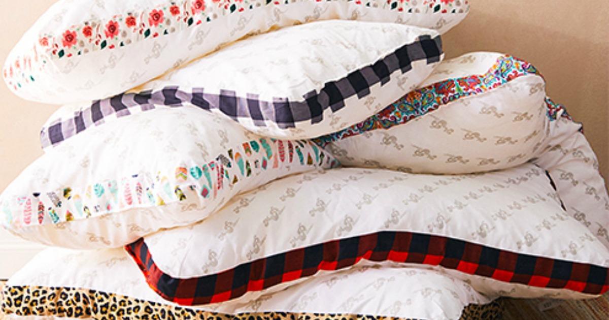 mypillow medium pillows only 26 99 on