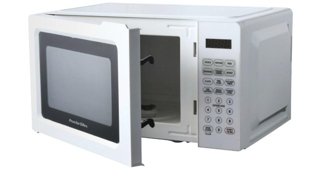 proctor silex digital microwave only