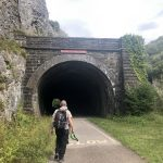 Old railway tunnels Monsal trail