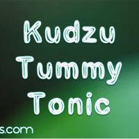 Kudzu Tummy Tonic