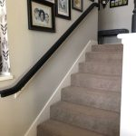 How To Update Carpeted Stairs With Paint Hip Humble Style
