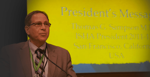 Thomas G. Sampson ISHA image