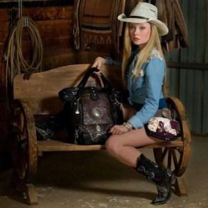 Western Hip Bags