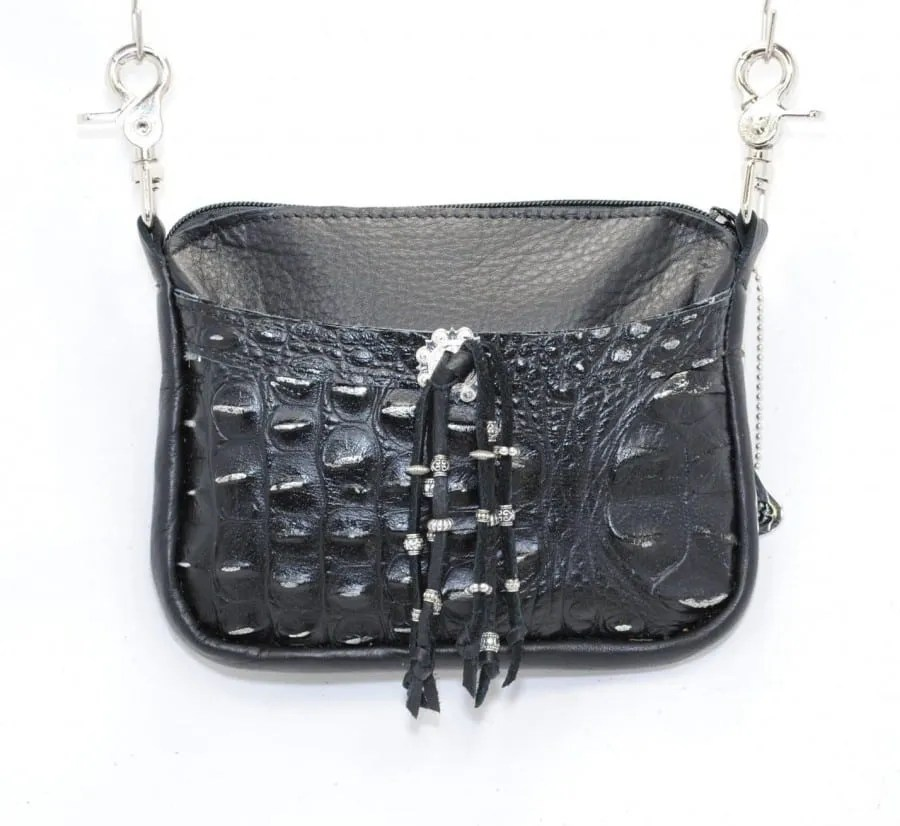 great fit 8f463 12af3 Side Cell Hip Bag 9.5-05 | Designer Handbag | Cool Clip-On Clutch