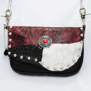 Zip Top Hip Bags