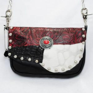 Zip Top Hip Bags