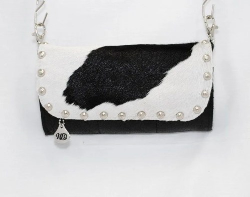 Womens Wallets - Hip Bags