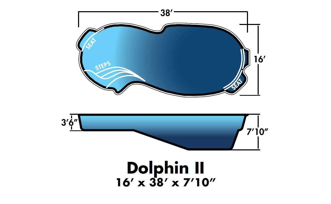 Dolphin II Swimming Pool
