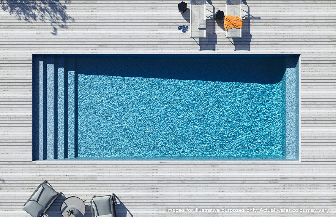 sapphire blue g2 pool