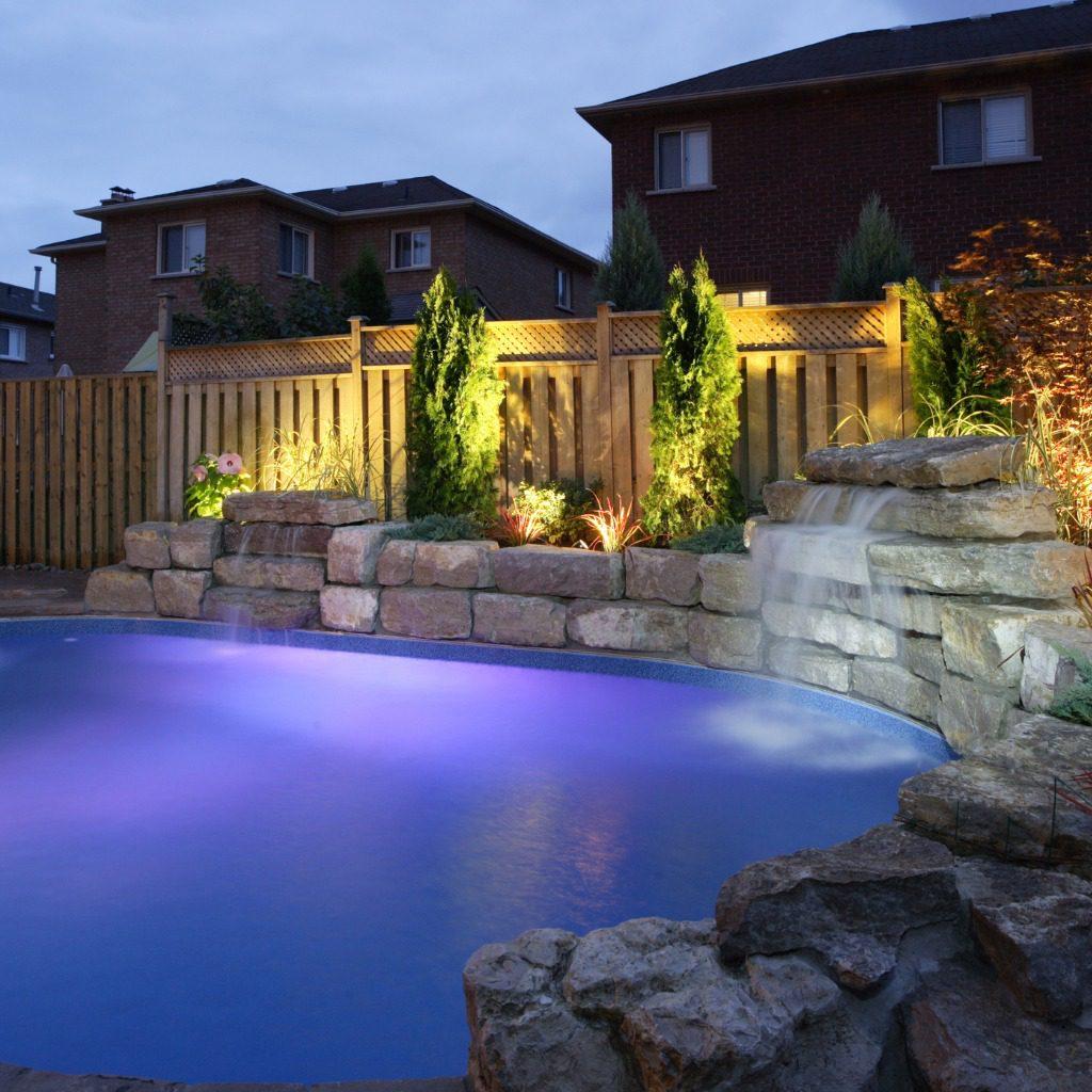 Hipel land and pool