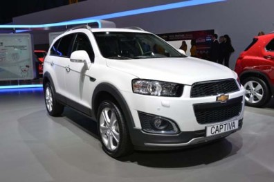 Chevrolet Captiva (4)