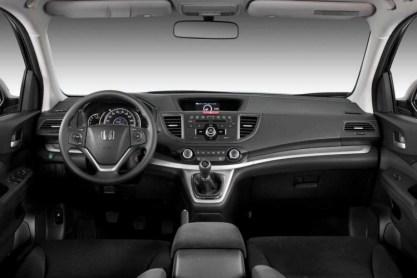 Honda-CR-V-2013-interior