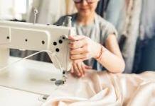 aprendendo a costurar sem sair de casa