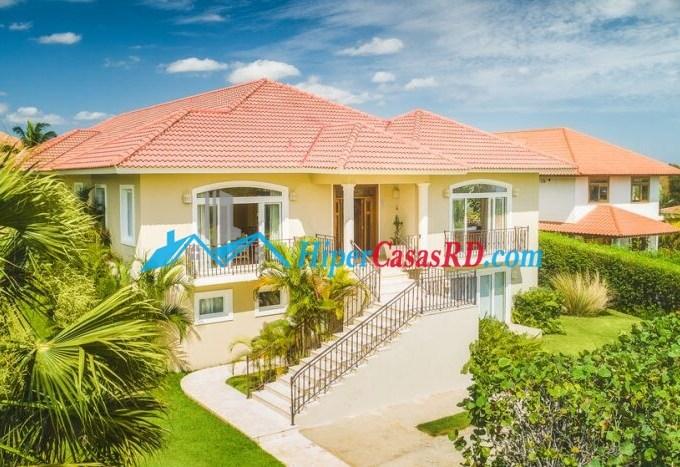 Villa de ensueño venta en Sosua