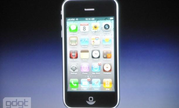 Todo lo que necesitas saber del iPhone OS 4