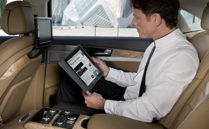 Audi A8 de 2011 tendrá conexión 3G y hotspot Wi-Fi
