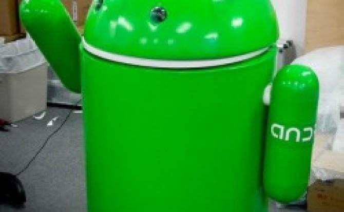 RIC: El Droide verdadero debe ser impulsado por Android