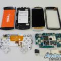 ¿Son estas las entrañas del PSP Phone?