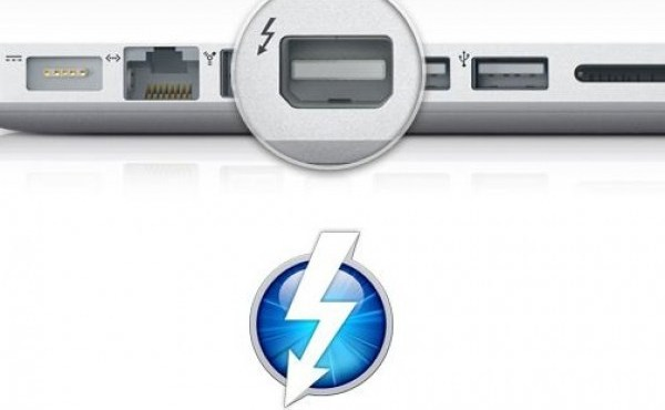 Thunderbolt llegaría a PCs en abril