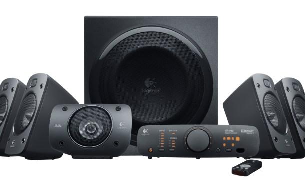 Nuevo sistema de audio 5.1 Logitech Z906