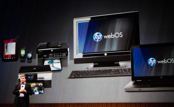 WebOS vendrá en ordenadores junto con Windows en el 2012