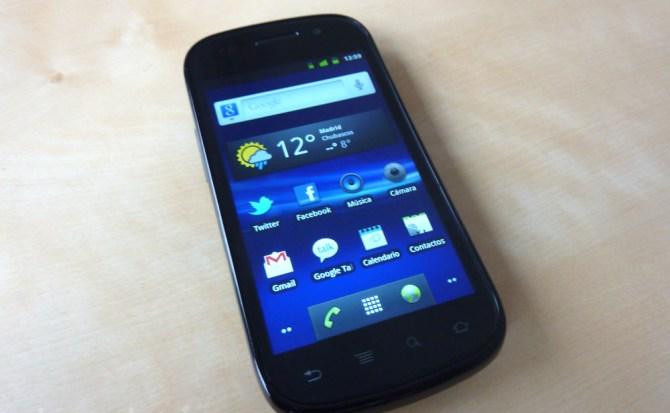 Android Ice Cream Sandwich a partir de octubre