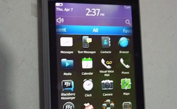Más detalles de las nuevas BlackBerry Bold táctil y Torch 2