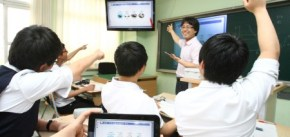 Se acabaron los libros en las escuelas coreanas: tablets everywhere!