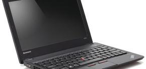 ThinkPad x121e con Intel o AMD, SSD y Wimax llegará a Europa