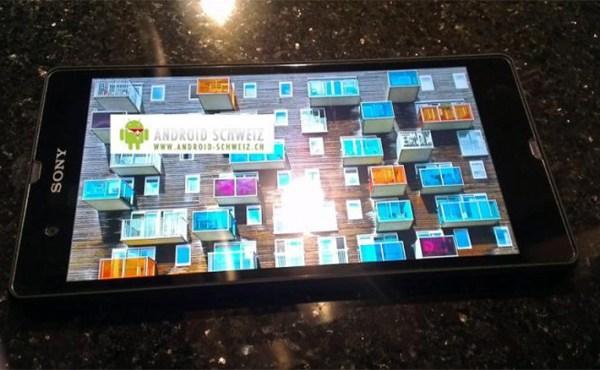 En Sony aseguran que su nuevo dispositivo estrella podrá competir con el iPhone y el Galaxy S3