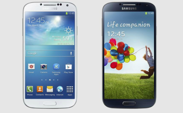 Comparativa de precios del Samsung Galaxy S4 en España