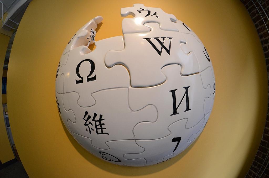 ¿Cuánto espacio ocupa Wikipedia?