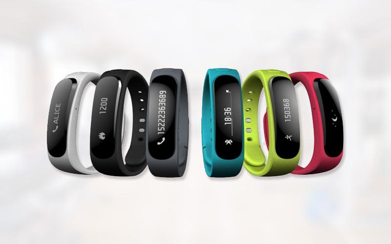 Huawei Talkband B1 se termina de hacer oficial