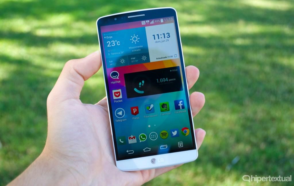 LG G3 llega por fin a México y nada barato