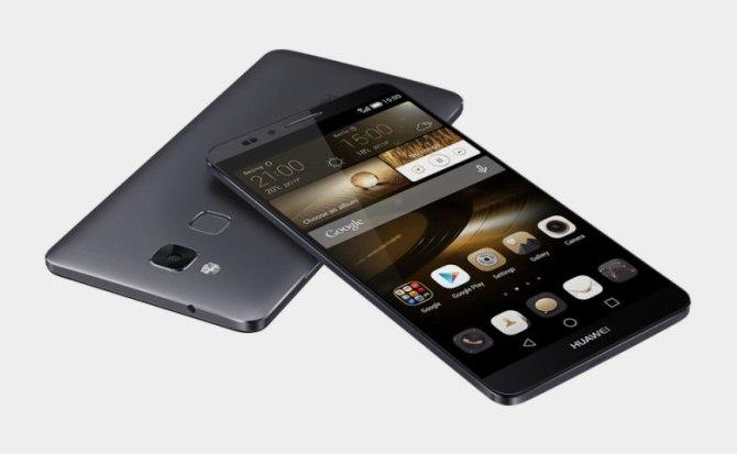 Huawei podría presentar un Ascend Mate 7 Compact para el MWC 2015