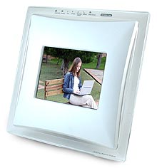 Flickr LCD Frame