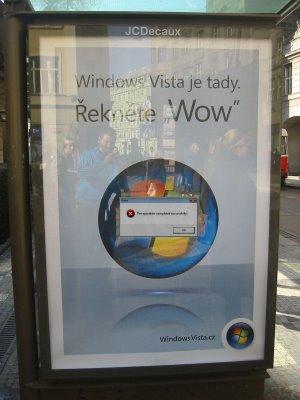Windows Vista Prague