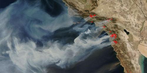 Incendios En California-1