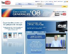 Youtube Elecciones Generales