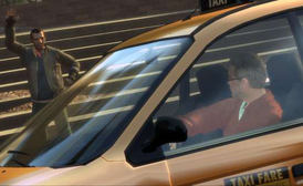 A teenager kills a taxi driver trying to imitate GTA IV