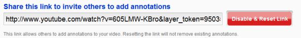 YouTube Invitations