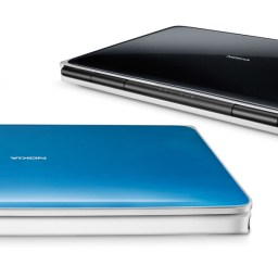 Nokia Booklet 3g blue