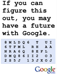 Código Google