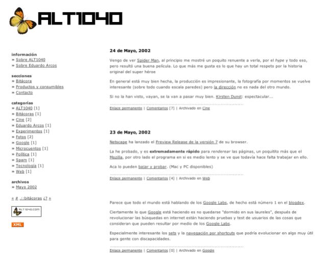 ALT1040 (2002)