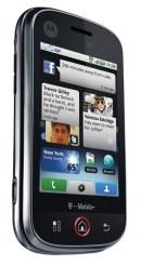 Motorola Cliq #2
